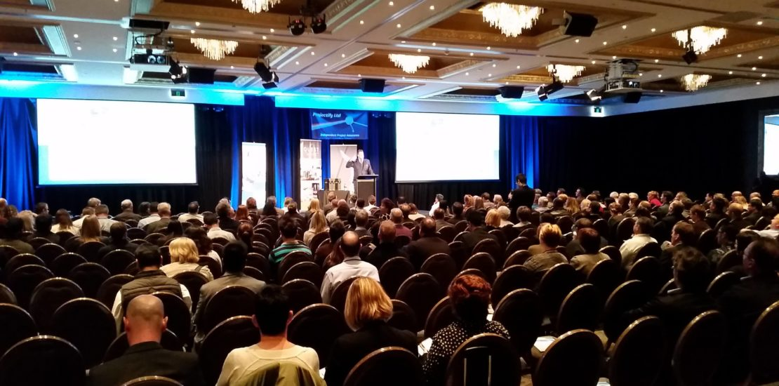 PM Conference 2016 in Auckland